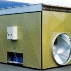 Heating systems  Hot water boiler
