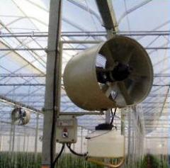Fogging agricultural systems