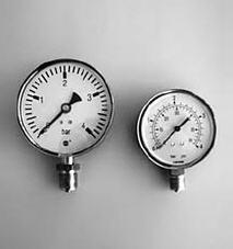 שעון מד לחץ - מנומטר