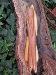 מזוזה מעץ
