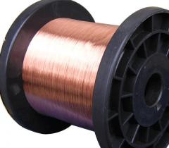 Copper wire 0.025 mm 99.80%