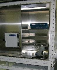 TCH-005 -Small Vacuum Oven for glove box