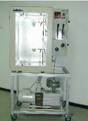Chemical laboratory and electrovacuum glassware