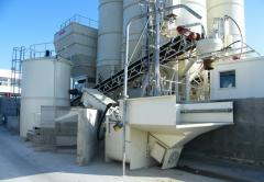 Concrete Recycling Plant (CRP)