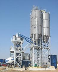 EL9600 and ELD2000 series Concrete Production Plant