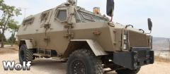 Multi-purpose 4x4 armored vehicle