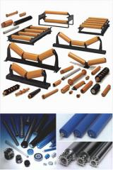 גלילים ורכיבי ייצור מסועים