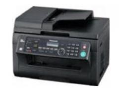 מדפסת פנסוניק לייזר משולבת שחור לבן 2030 | PANASONIC KX MB2030