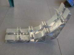 Aluminum pipes, bars, tubes, profiles