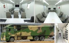 8m Military shelter