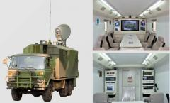 Military vans