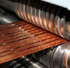 Copper Strips for Export