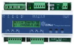 ELNet-Txt power Multimeter
