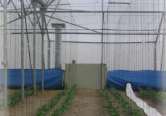 Panas Super Vent R&P Greenhouse