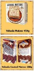 Kosher Matzot products by Yehuda