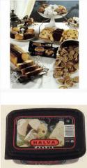 Kosher Halva & Tehina products by Achva