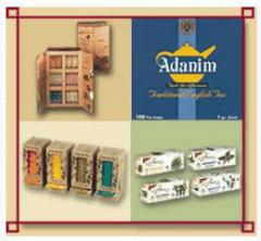 Kosher Tea products by Adanim