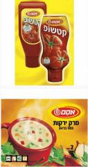 Kosher Various products by Osem
