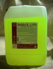 Builder R תכשיר אלקלי למים רכים