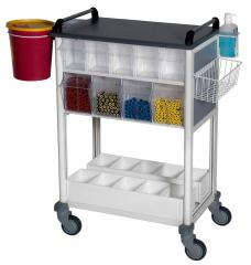 Blood & Infusion Cart