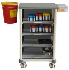 Blood collection Cart