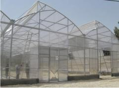 Polycarbonat greenhouse model Lior