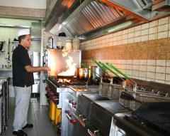 Kitchen Hood Fire Suppression Systems - WCK