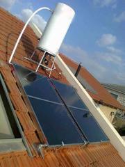 Gaash Solar Boilers