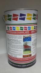 דנברגלוס פלור 100% מוצקים לציפוי רצפות ביציקה