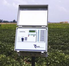 Irrigation Controllers Medium Systems Agrotal