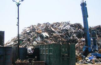 הזמנה שינוע ועיבוד פסולת
