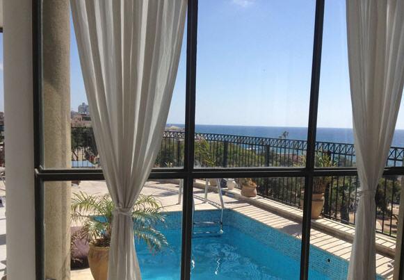 הזמנה מלון בים התיכון