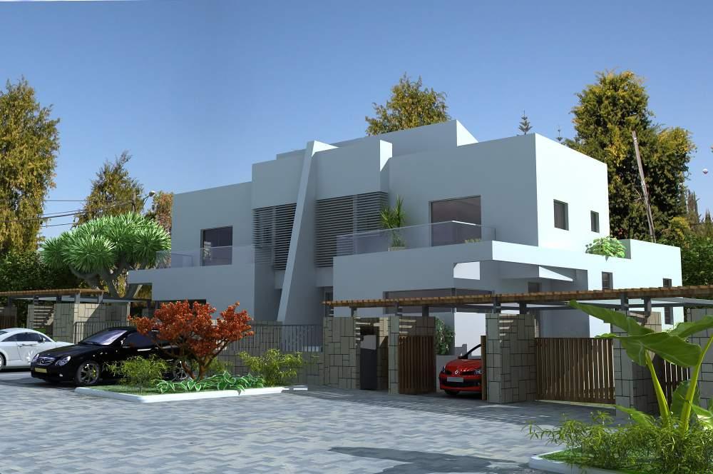 הזמנה עיצוב אדריכלי של וילות וקוטג'ים