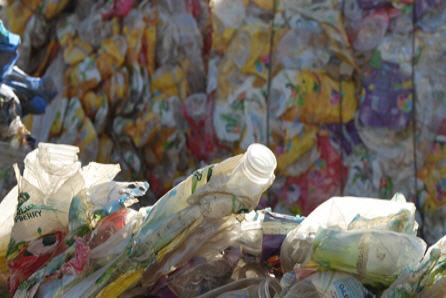 הזמנה איסוף פלסטיק