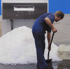 הזמנה מכונות פתיתי קרח