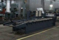 טיפול בכל סוגי מכונות הייצור הקיימות בשוק